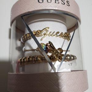 Guess bracelet set
